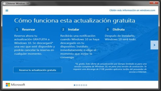 Get Windows 10 - Para instalar Windows 10 2