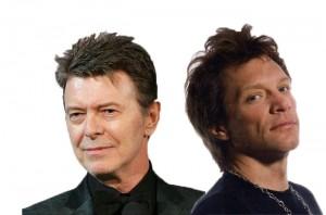 Bowie & Bon Jovi
