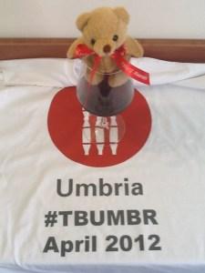 Travel Bloggers United Umbria contest