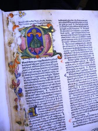 medieval book