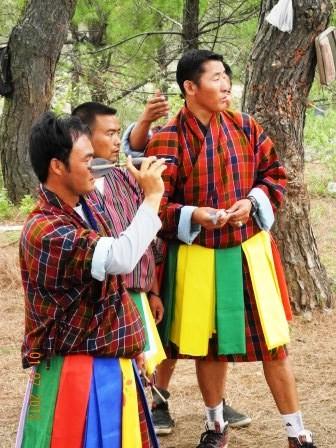 darts in Bhutan