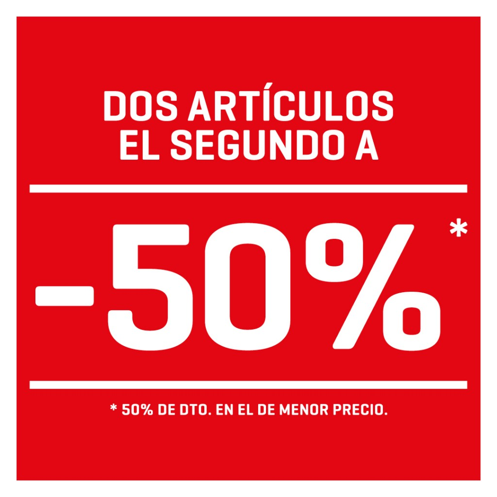 Store Banne Promotion Puma 50 Discount On The Second Item The Outlet Stores