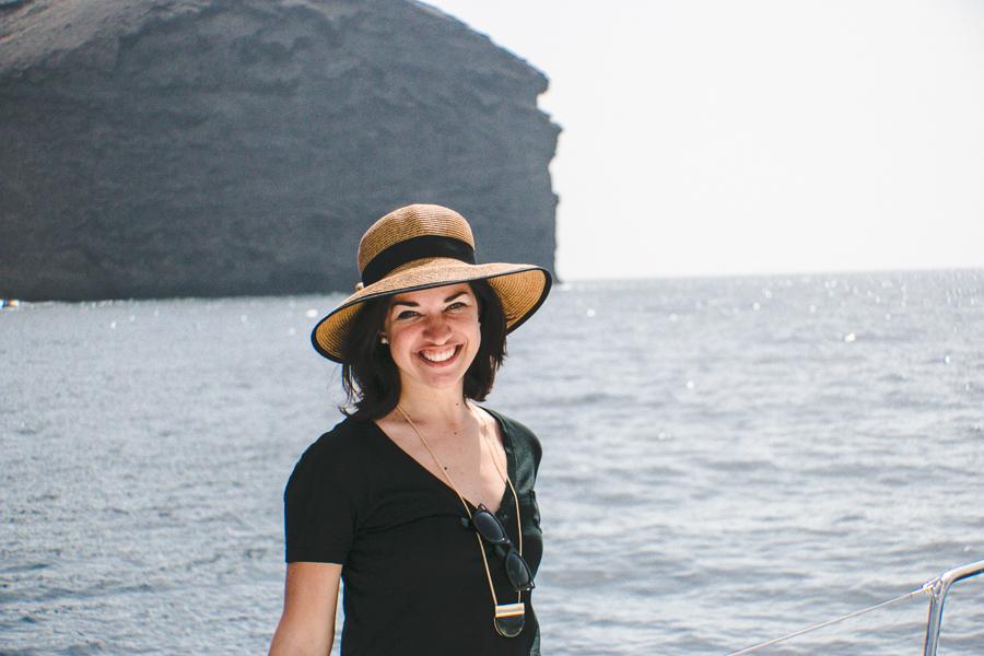 Sunset Oia - Santorini, Greece-19