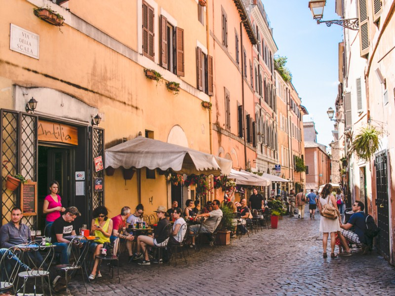 Eating Italy in Rome - The Overseas Escape-29