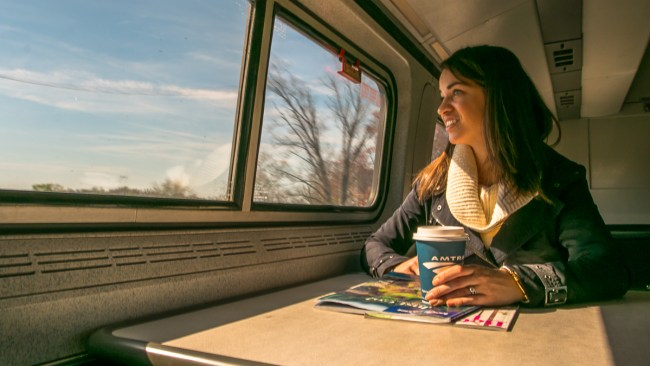 Washington DC by Amtrak - The Overseas Escape-10