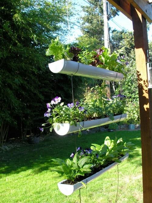 Medium Of Hanging Garden Ideas
