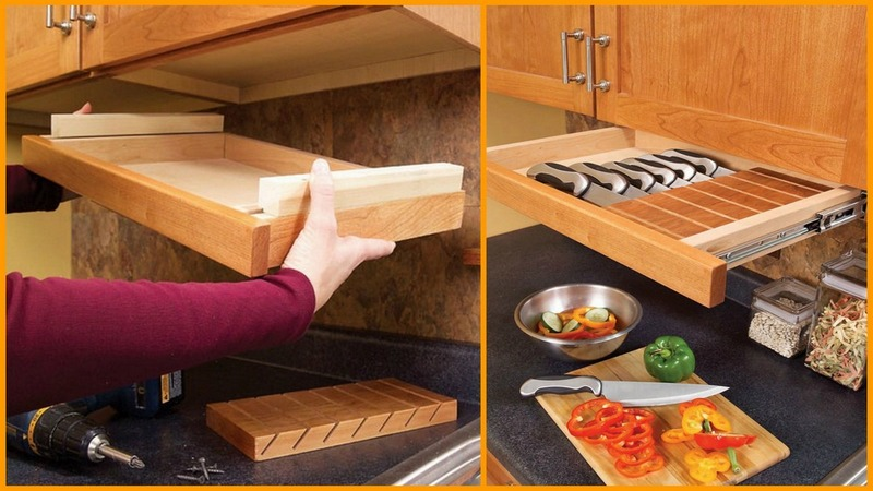 Easy Diy Kitchen Storage Ideas The Owner Builder Network