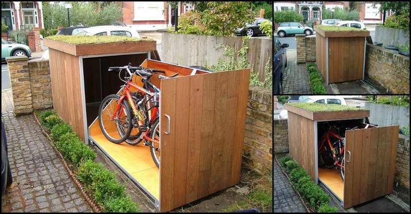 Best Space Saving Bike Rack Solutions The Owner Builder
