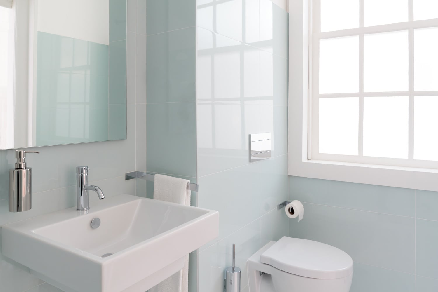 Paint Ideas For A Blissful Bathroom The Paint People
