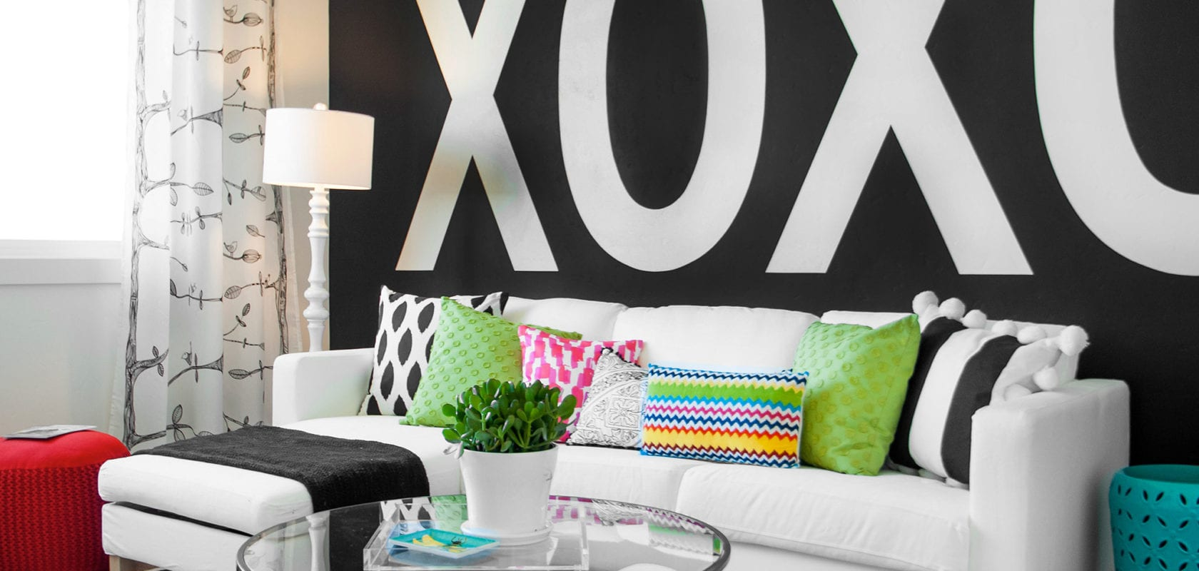 Black Accent Walls Trendalert Accent Walls The Paint Shop