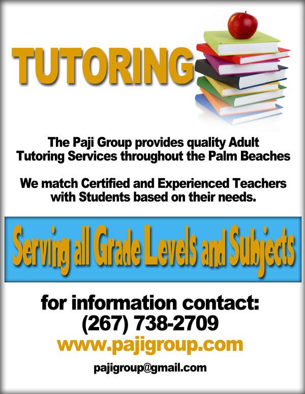 sample advertisement for tutoring - Juvecenitdelacabrera