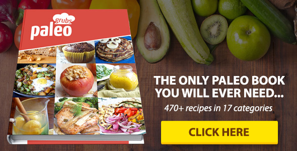 is arrowroot powder paleo cookbook