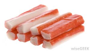 what is imitation crab meat made of