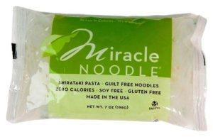 shirataki noodles paleo