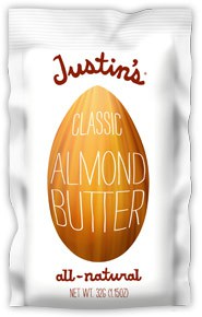 IS JUSTIN'S ALMOND BUTTER PALEO