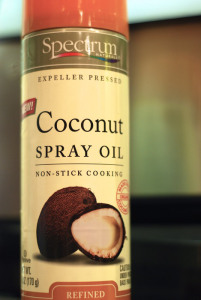Is Coconut Oil Cooking Spray Paleo