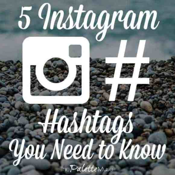 Trying to find your way around all the hashtags on Instagram? Here's what you need to know. ThePaletteMuse.com