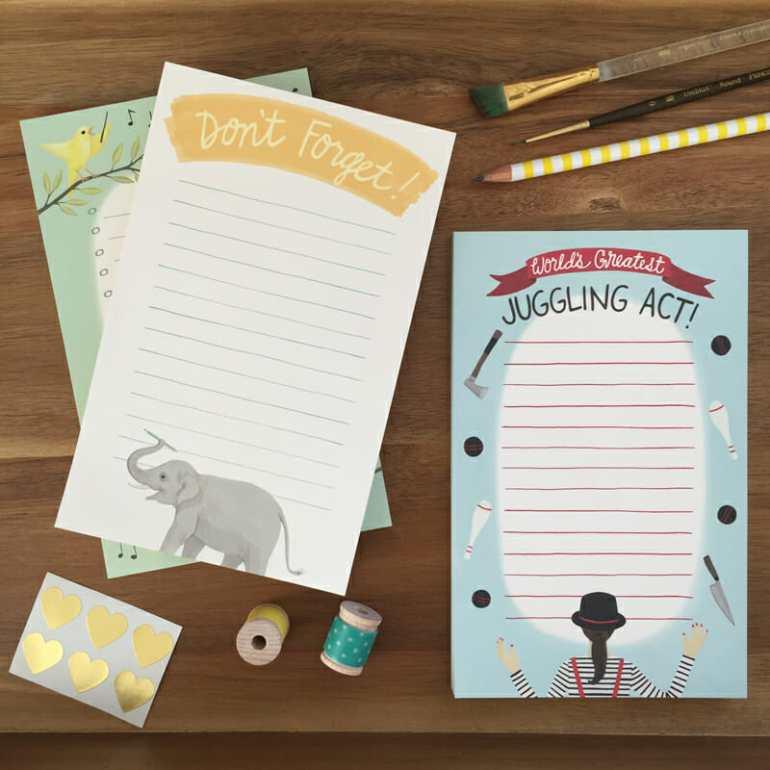 YP Notepads 2