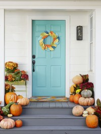 10 Fall Door Decor Ideas