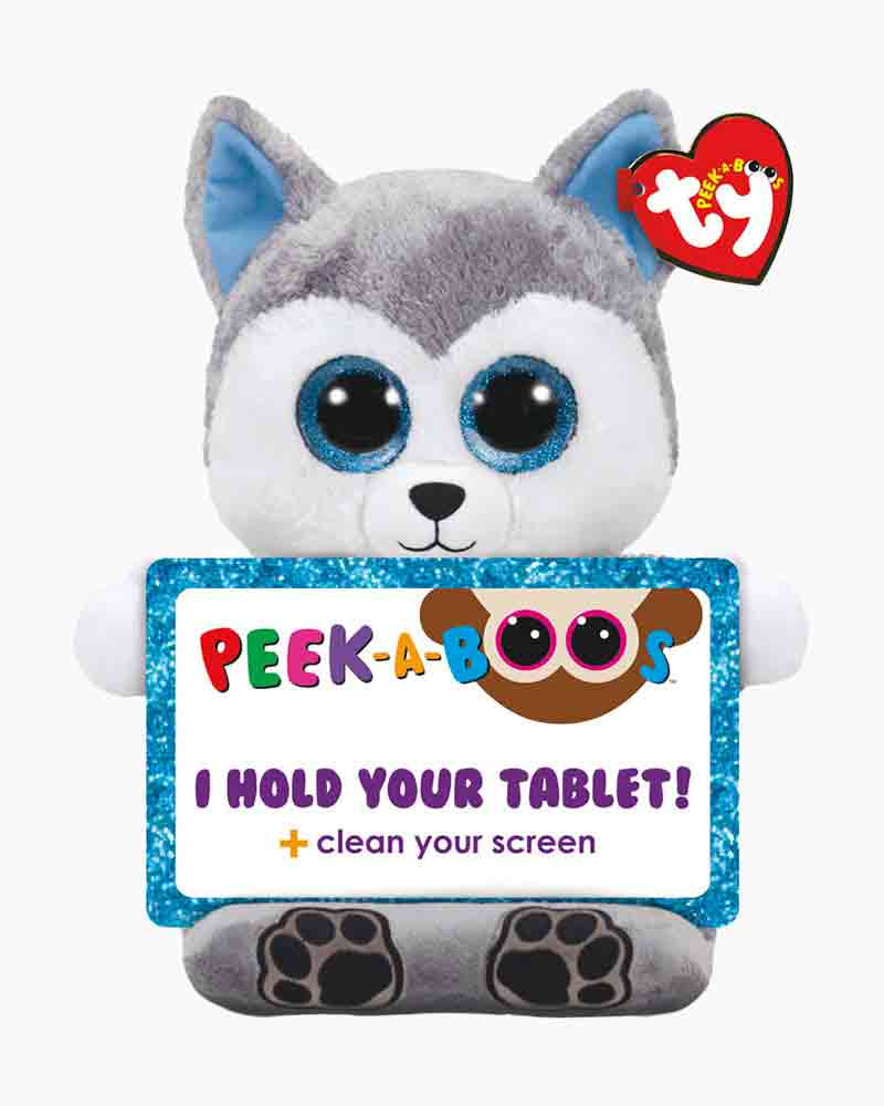 Husky Store Scout The Husky Peek A Boo Tablet Holder