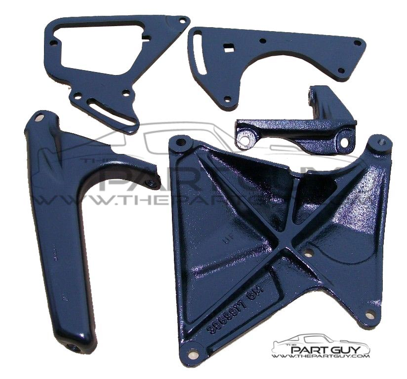 The Part Guy - Chevy/GMC Compressor Mounting Brackets