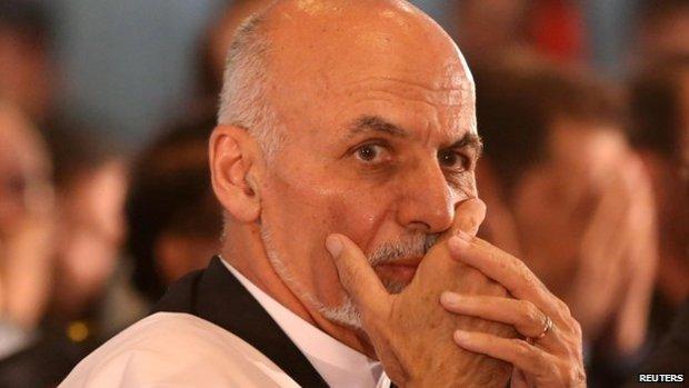President Ghani