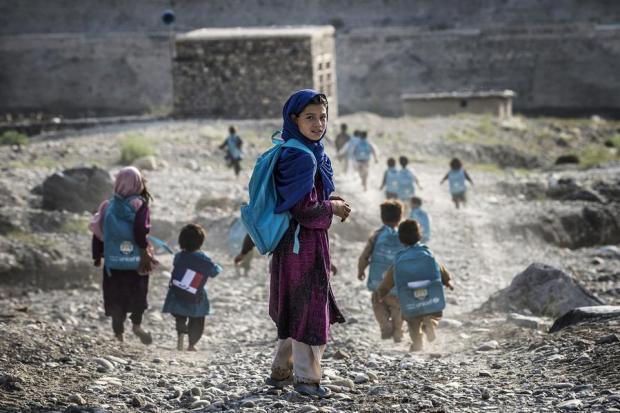 Afghan-children-education-at-risk