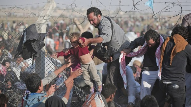 Global-refugees