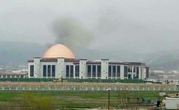 Afghan-parliament-building-Kabul