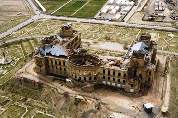 Dar-ul-Aman-Palace