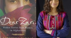 Dear Zari. Zarghuna