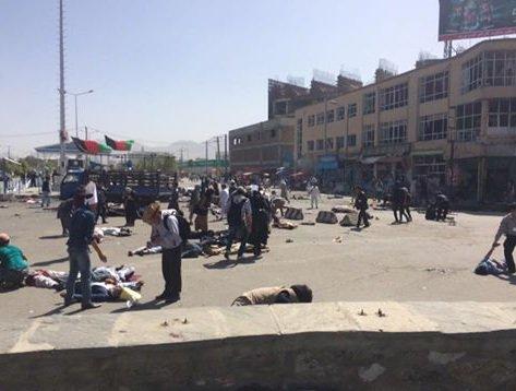 Kabul-explosion