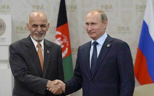 Putin-and-Ghani