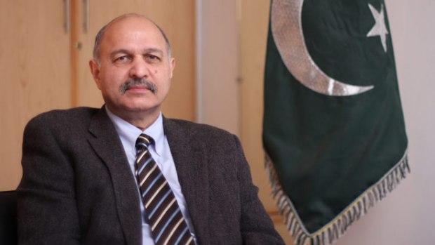 Mushahid Hussain Sayed