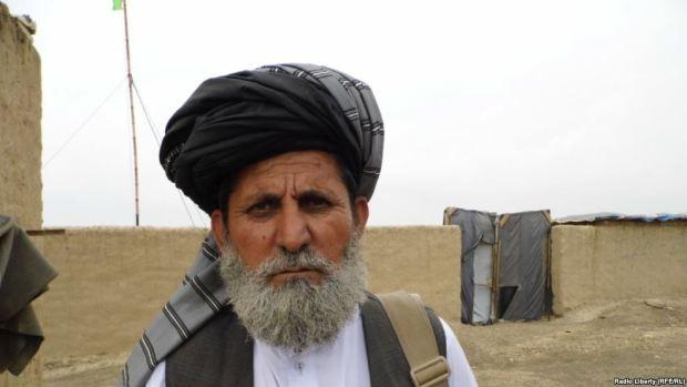 Malik Mohammad Omar Khan Wazir (Photo MashaalRadio)