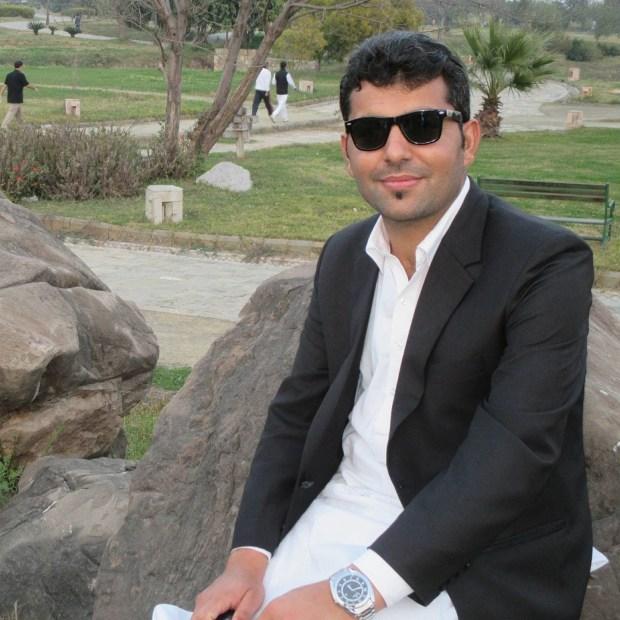 Saeed Ullah Khan Wazir