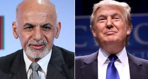 Ghani-congratulates-Trump