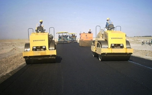 Afghanistan-road-construction