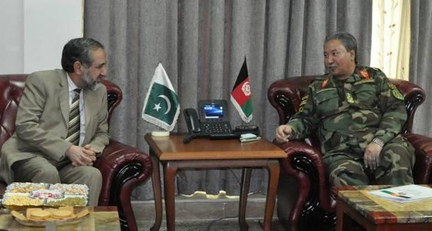 Afghan-army-summons-Pakistani-ambassador