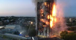 London fire death toll reaches 17