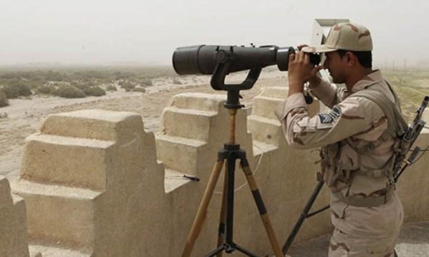 Mortar shell iran