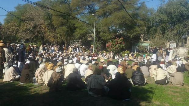 Mehsuds jirga