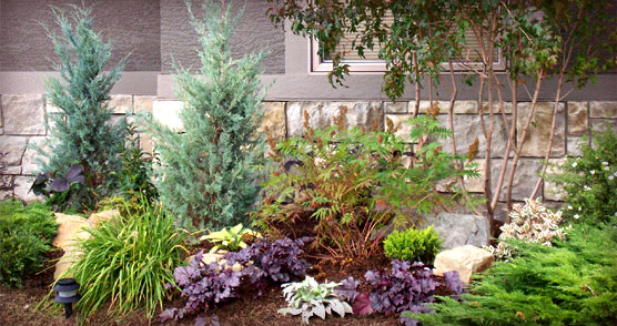Beautiful Garden Design in Calgary and area