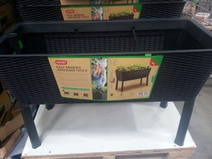 Here is a pre-made wicking bed available at Costco.