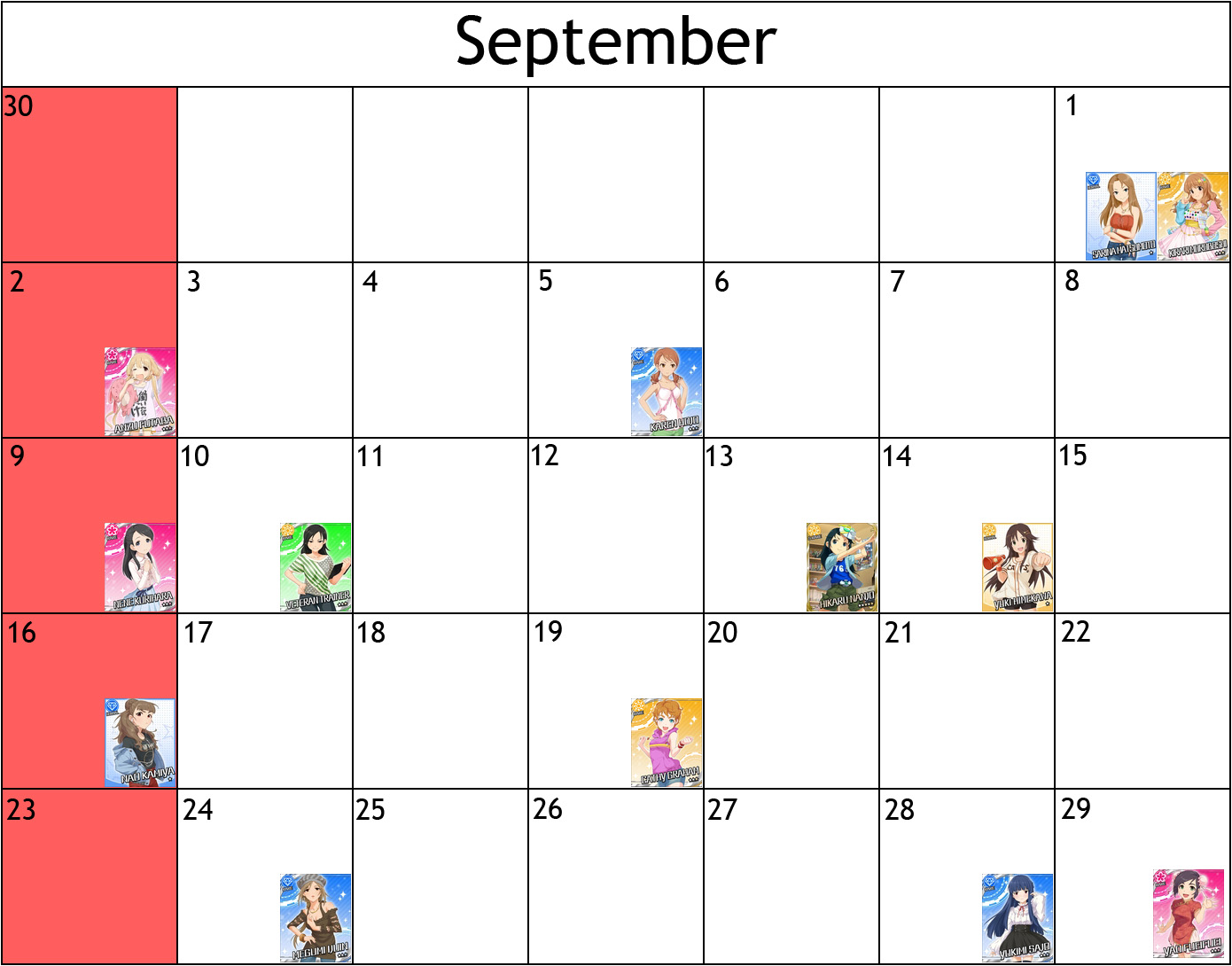 Birthday Calendar Template Word Birthday Calendars 7 Free Printable Word Templates Cinderella Girls Birthday Reminder Calendar The Path Of