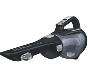 black and decker cordless hand vac