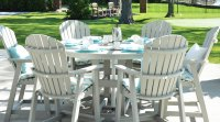 Poly Outdoor Patio Furniture | Patio Barn - Amherst NH, MA