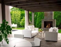 modern outdoor living | The Patio Experts