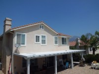3'' insulated patio roof top view rancho santa margarita ...