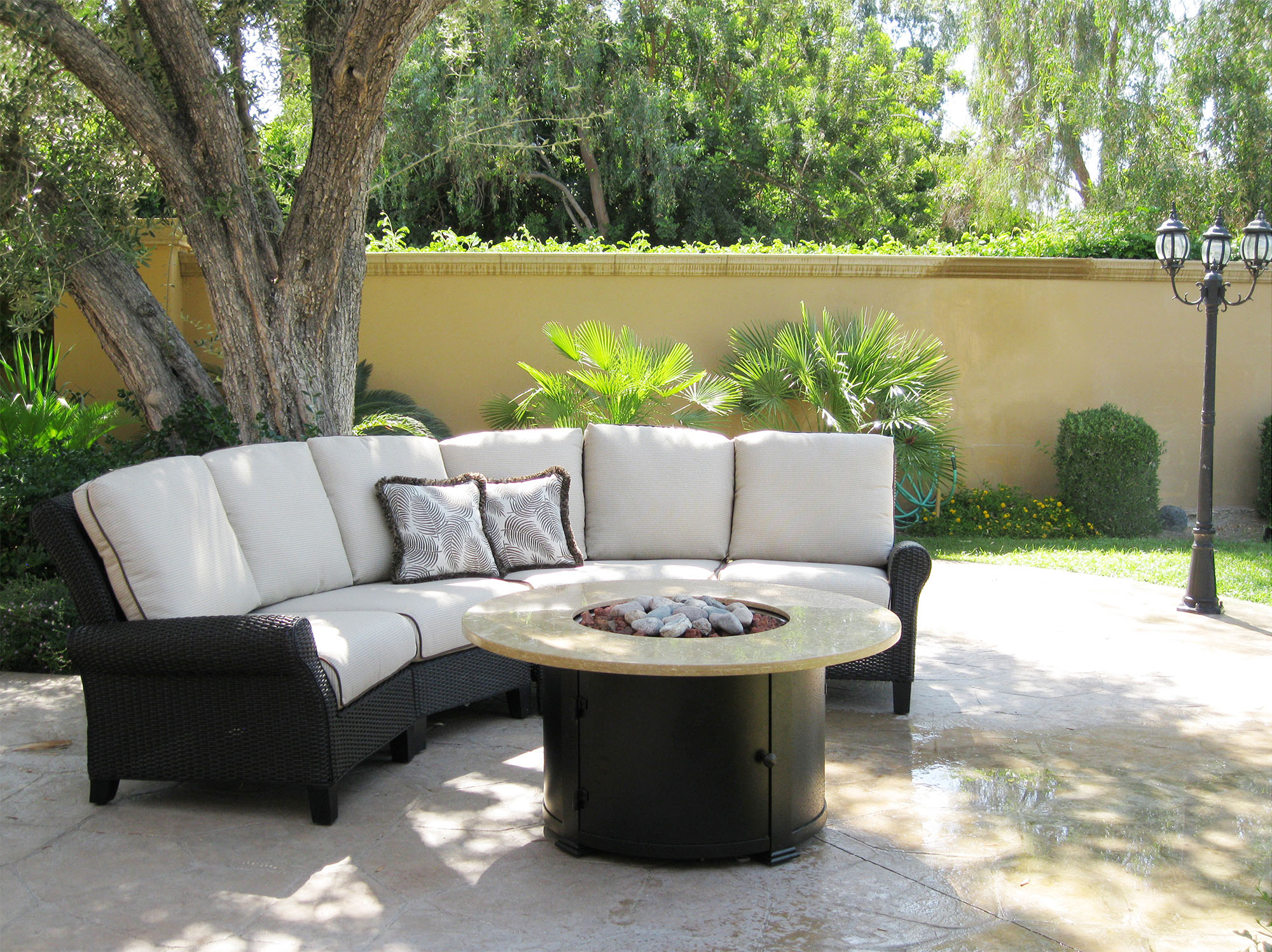 Outdoor Sofa Rattan Sectionals - Patios Plus Furniture